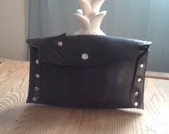 Small clutch bag fragueules rock