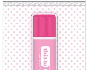 Glue for stationery - glue stick