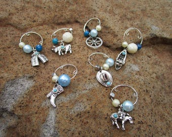 Themed Wine Charms - Various Styles