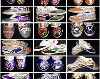 Team Spirit Sneakers