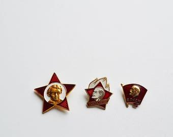 Set badges