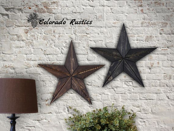 Texas Star Wall Art rustic star wood wall art texas star décor country star