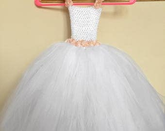 flower girl dresses tutu tulle