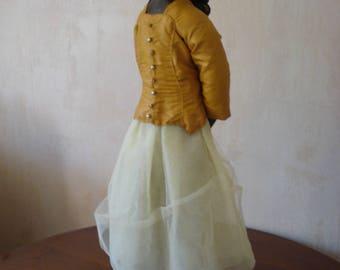 * Reserved * / ballerina / tribute / contemporary ART doll / unique