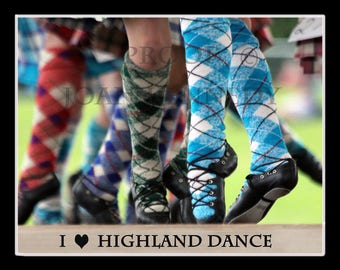 highland dance photo, I love highland dance