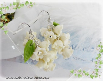 Cluster of the Valley earrings