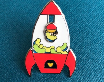 Space Ship Claw, Toy Story,Enamel Pin