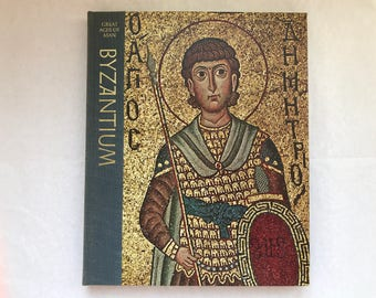 Byzantium (Great Ages of Man) Hardcover1966 by Philip Sherrard