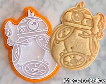BB8 Star Wars Cookie Cutter