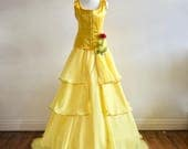 Womens Belle 2017 Movie inspired  Made to Measure
