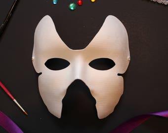 Custom Butterfly Mask
