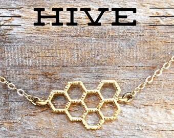 HIVE Dainty Necklace