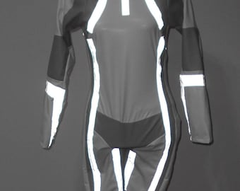 Siren cosplay costume from Tron Legacy