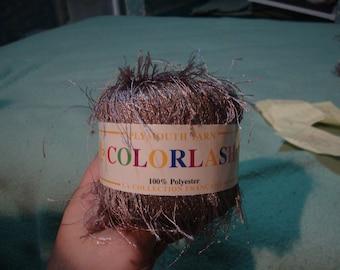 yarn color lash -gray