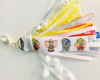 Dumbo Planner Tassel Keychain Gift Party Stickers