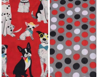 Fleece Large Dog Blanket (D201)