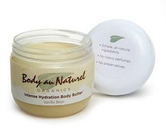 Intense Hydration Body Butter Vanilla Bean