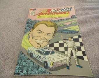 """1991 NASCAR Adventures """"Fred Lorenzen"""" #1"""