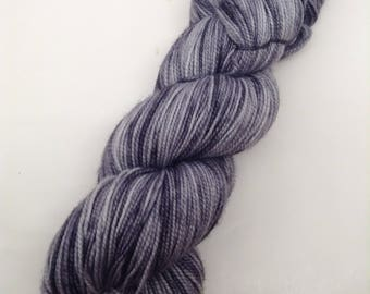 Elephant Rocks hand dyed fingering weight yarn-Bootheel (400 yards)