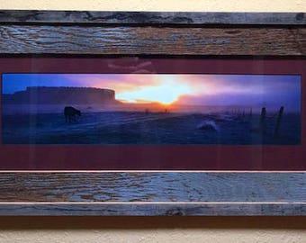 Butte Sunrise