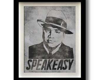 Al Capone SPEAKEASY