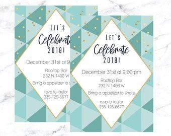 celebration invite