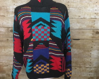Totally 80's vintage sweater