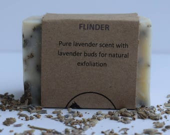 Flinder - Goats Milk Soap