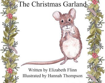The Christmas Garland picture book