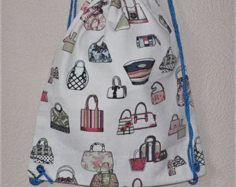 Training Bag * Backpack * Sports bag * Tuck up Backpack * 30cm x 35cm