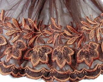 LACE TULLE CHOCOLATE COUPON