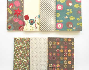 Jotter Notebook with soft cover paper / 32 Graph Cream Pages *** Sold Individually ***