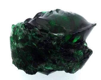 Emerald Monatomic Andara Crystal California Specimen Number 169