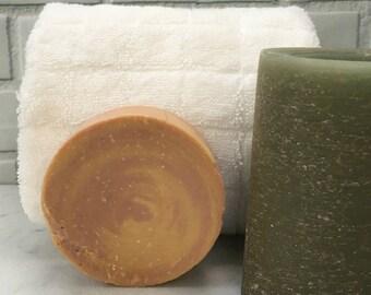 Frankincense & Myrrh Soap, Vegan Soap, Handmade Soap, Artisan Soap, Frankincense Soap, Myrrh Soap, Artisan Soap, 3.5oz