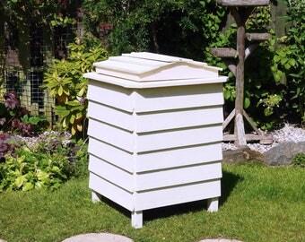 Bee-hive style Garden Storage Chest