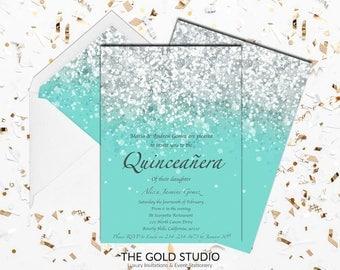 Quince invitation | Etsy