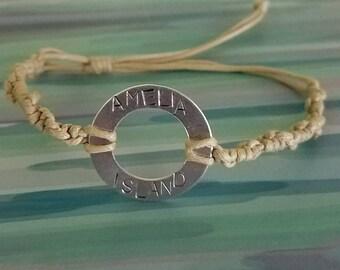Amelia Island Bracelet Tan