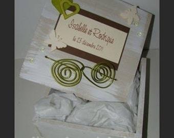 "' Cd box ' isabelle and Rodrigo ""'"