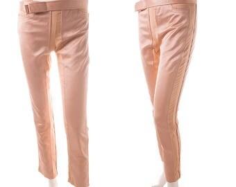 Vintage Gucci Tom Ford Silk Straight Leg Pants