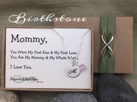 First Birthday New Mom Gift Babys For