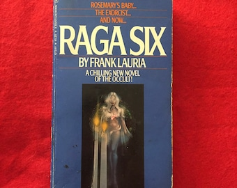 RAGA SIX (Paperback Novel by Frank Lauria)