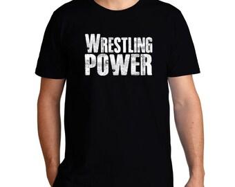 Wrestling Power T-Shirt