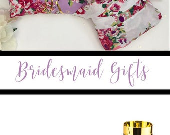 Cotton Robes, Personalized Robes, Getting Ready Robes, Bridesmaids Robe