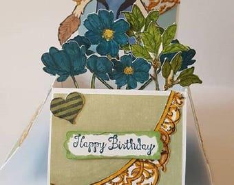 Gorjuss Happy Birthday Box Card