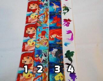Choice of Little Mermaid Lanyard
