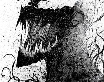 Carnage Ink Illustration
