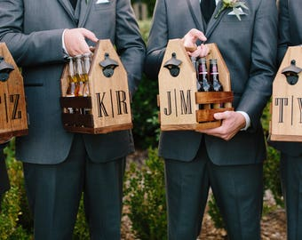 Six Pack Beer Caddy