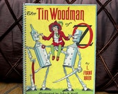 Tin Woodman of OZ, Litera...