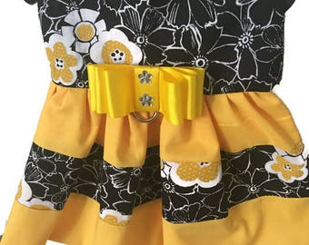 Dog Dress, Puppy Dress, Dog Clothes, Dog Outfit, Puppy Outfit, Puppy Clothes,