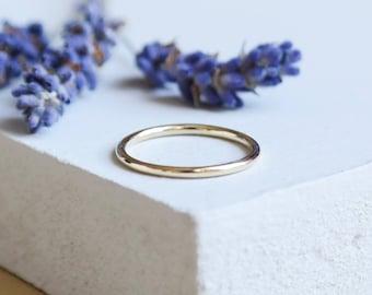 Gold Stack Ring, Gold Ring, Stacking Ring, 9ct Gold Ring, Solid Gold Ring, Dainty Ring, Gold Wedding Ring, Gold Stacking Ring, 9ct Gold Band